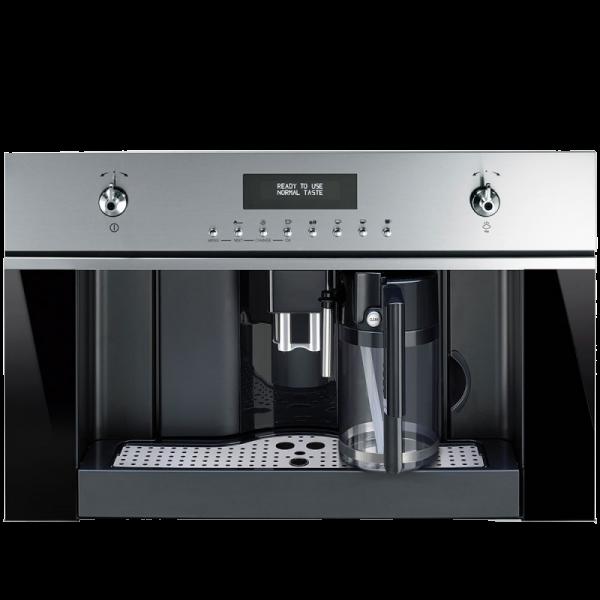Автоматическая кофемашина, 60 см, Серебристый Smeg CMS6451X